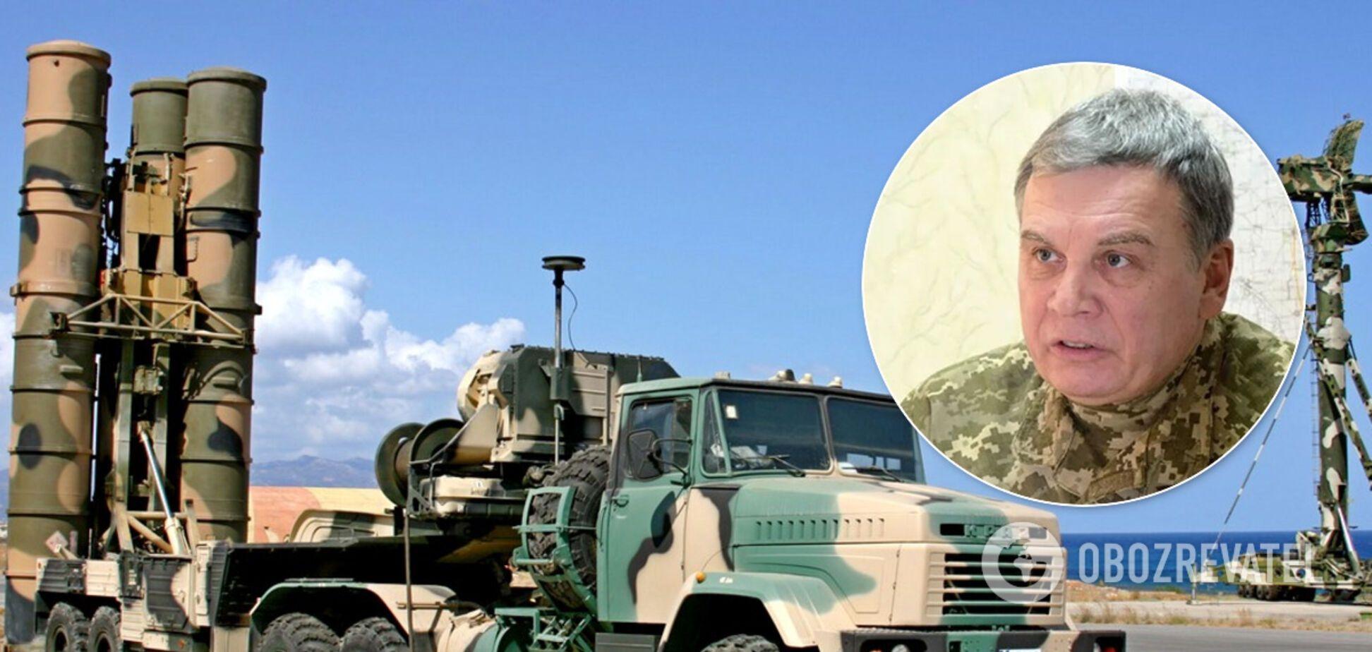Андрей Таран заявил о подрыве боевой готовности частей ПВО Украины