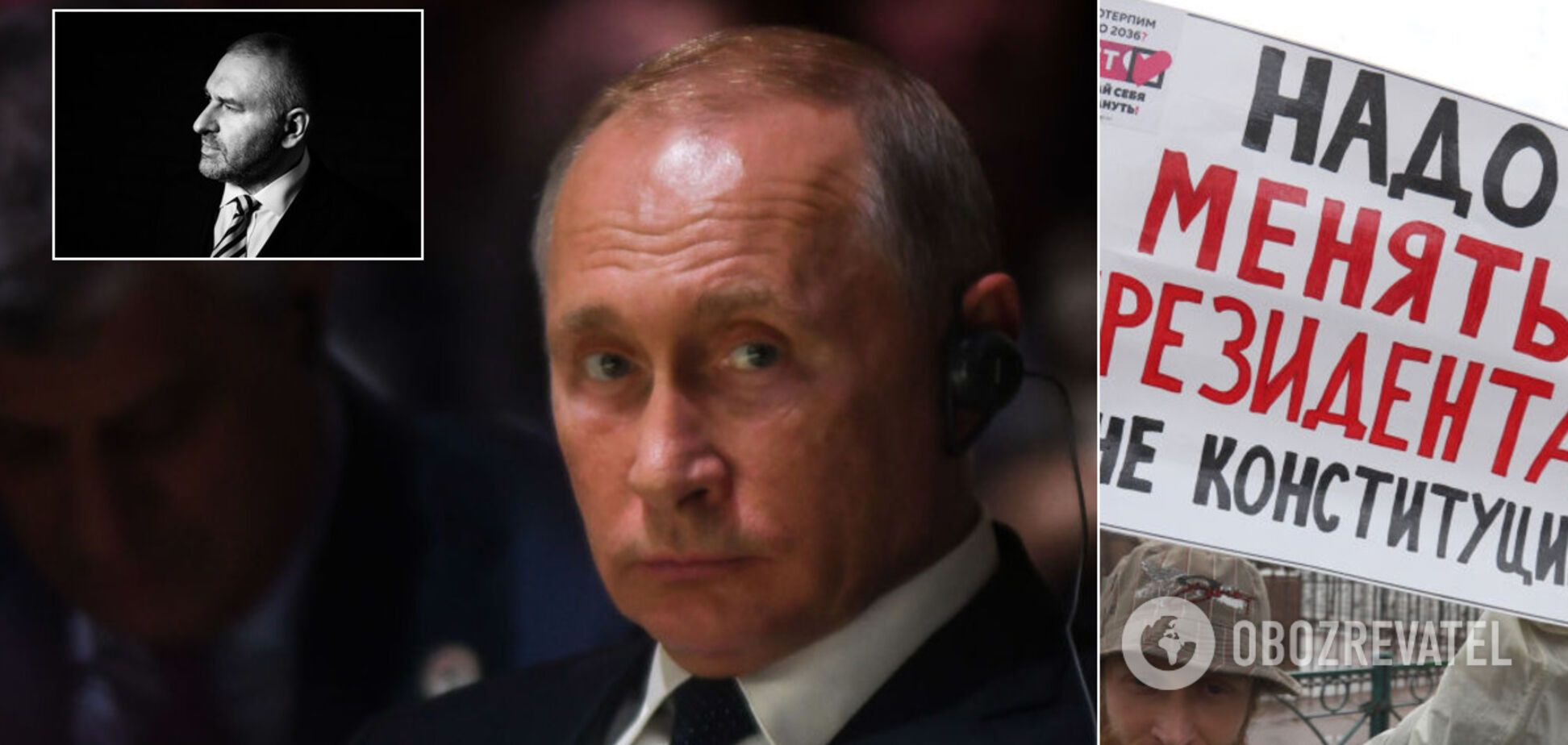 Вечный Путин – это не к добру, его будут снимать из ненависти и мести, – Фейгин