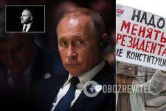 Вічний Путін – це не до добра, його зніматимуть із ненависті й помсти, – Фейгін