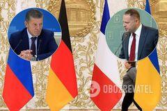 Дмитрий Козак и Андрей Ермак встретятся в Берлине