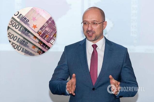 Денис Шмигаль заявив, що Україна підпише меморандум з ЄС