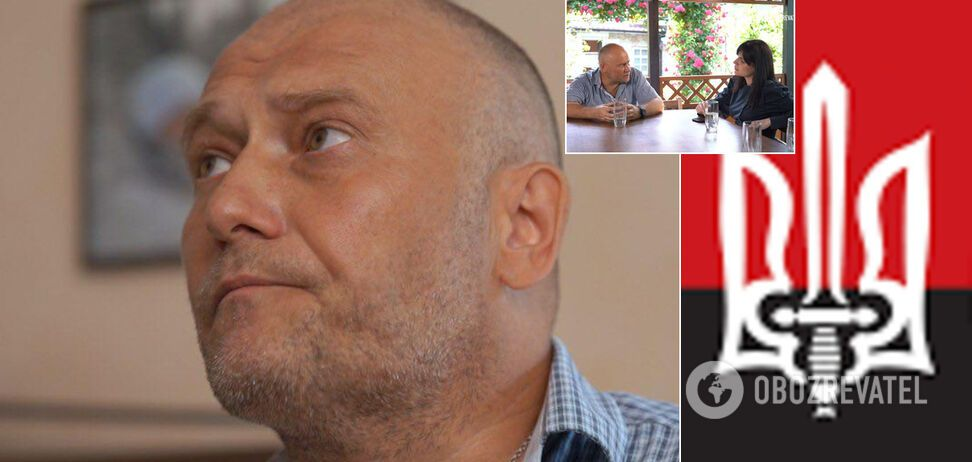 'Мы их перестреляем легонько'. Эксклюзивное интервью с Ярошем о реванше пророссийских сил в Украине