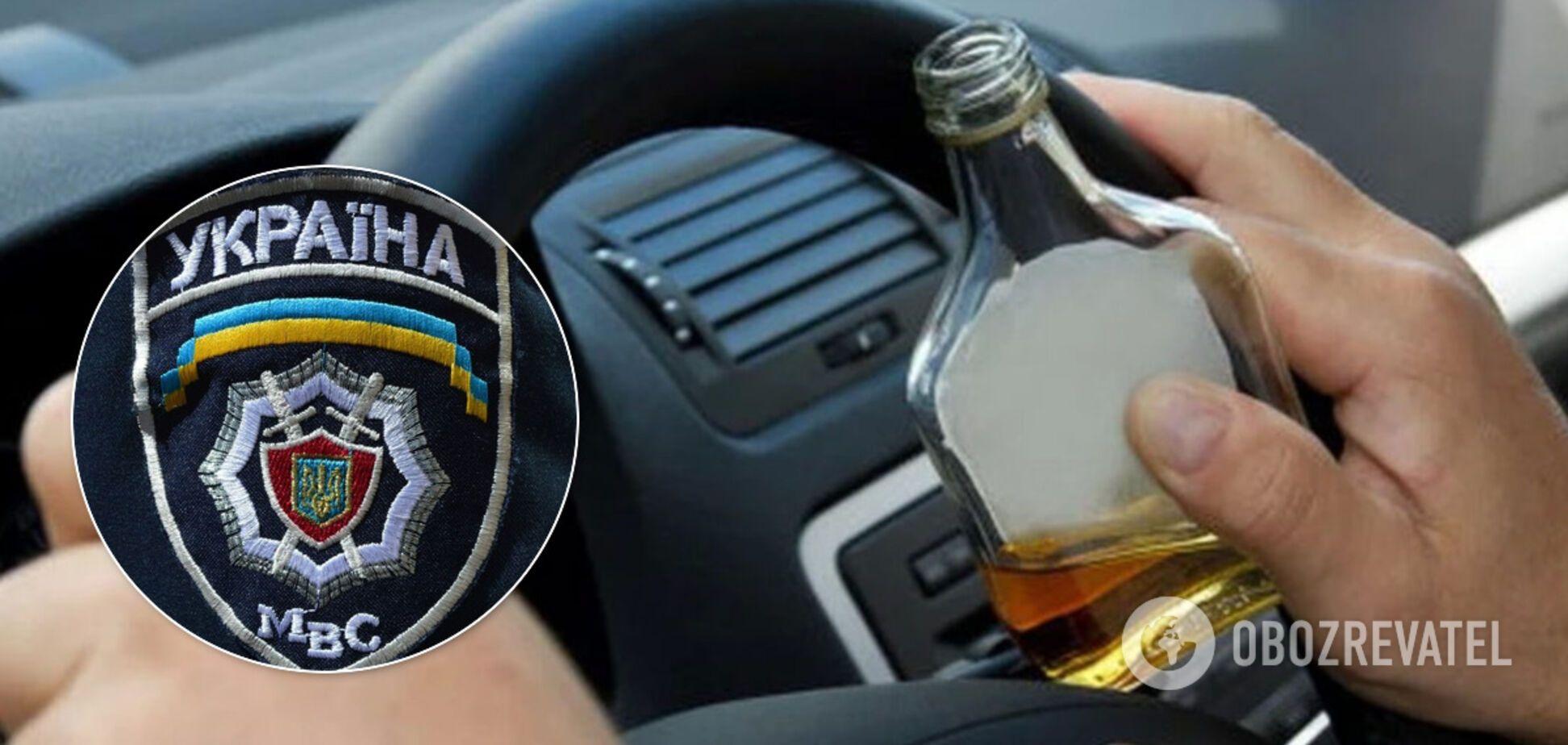МВД поддержало отмену уголовного наказания за пьяное вождение