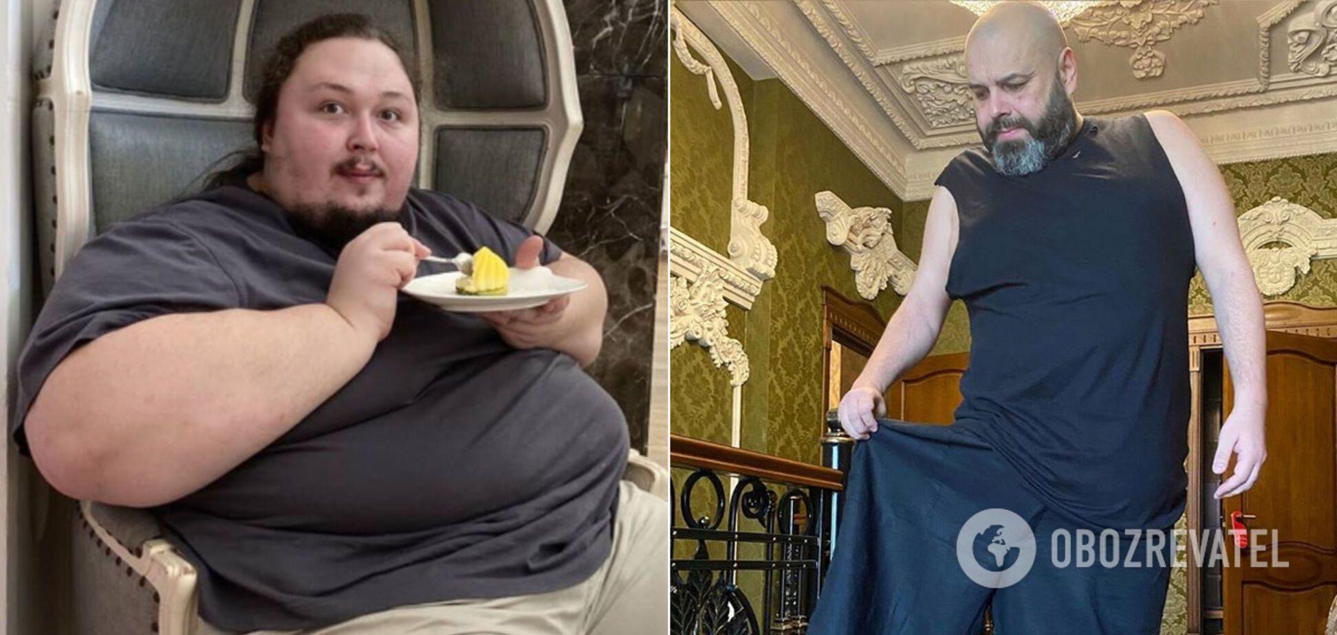 Сын Сафронова высмеял похудевшего на 100 кг Фадеева