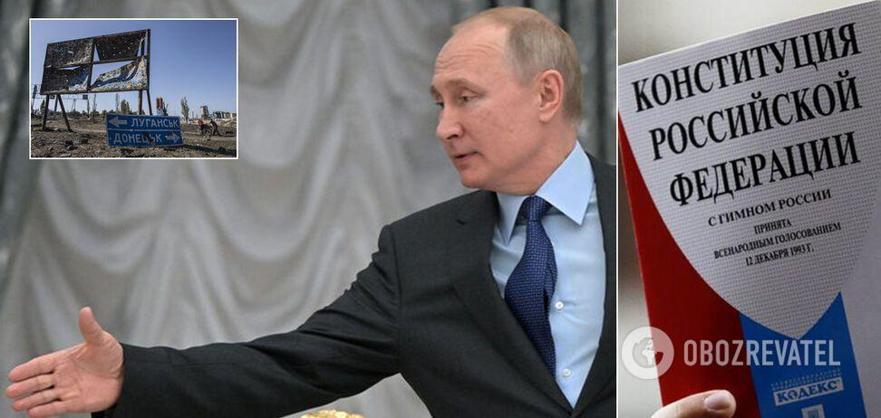 'Путин послал миру крик о помощи'. Интервью с российским журналистом