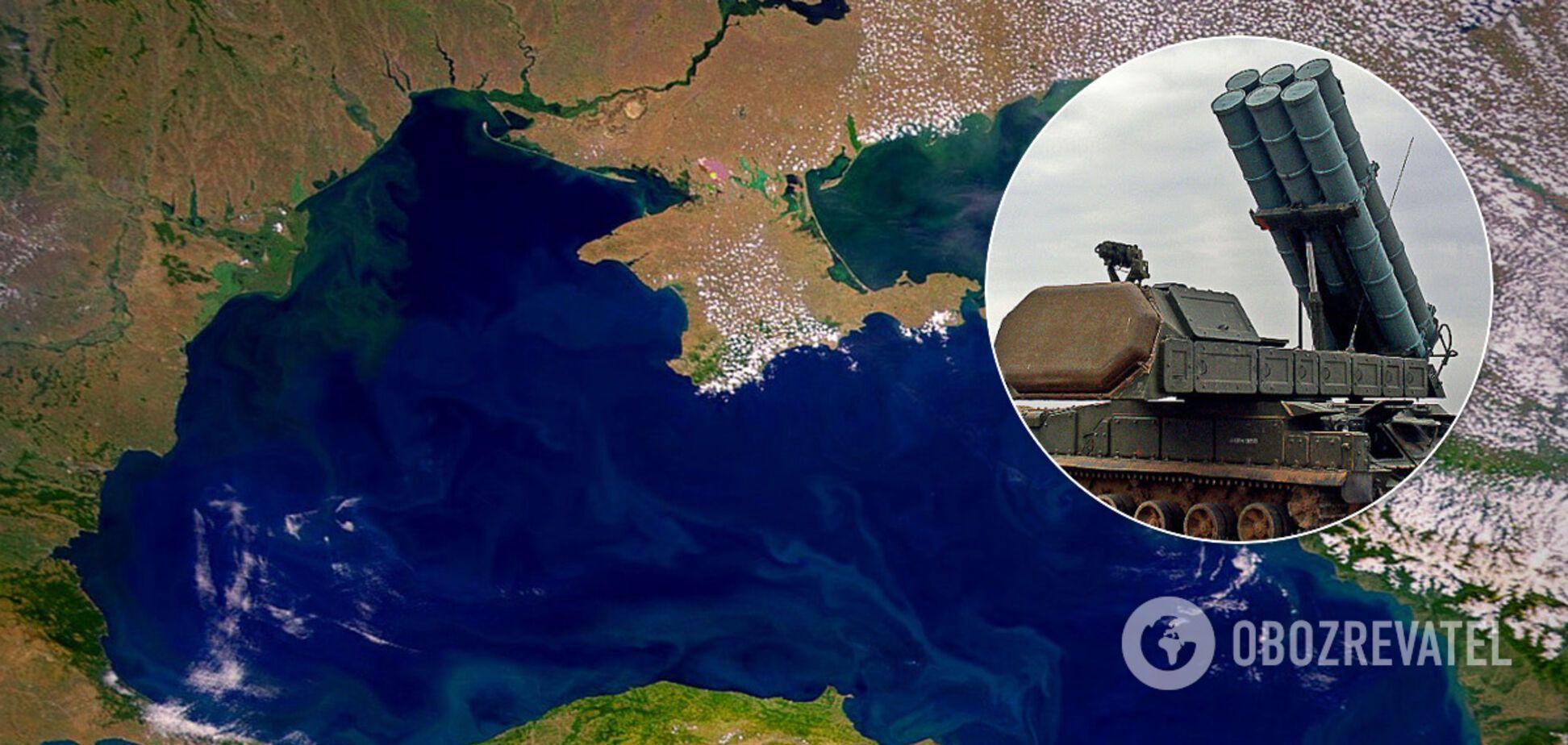 Російські 'Буки' не захистять Чорне море: Жданов спростував фейк РосЗМІ