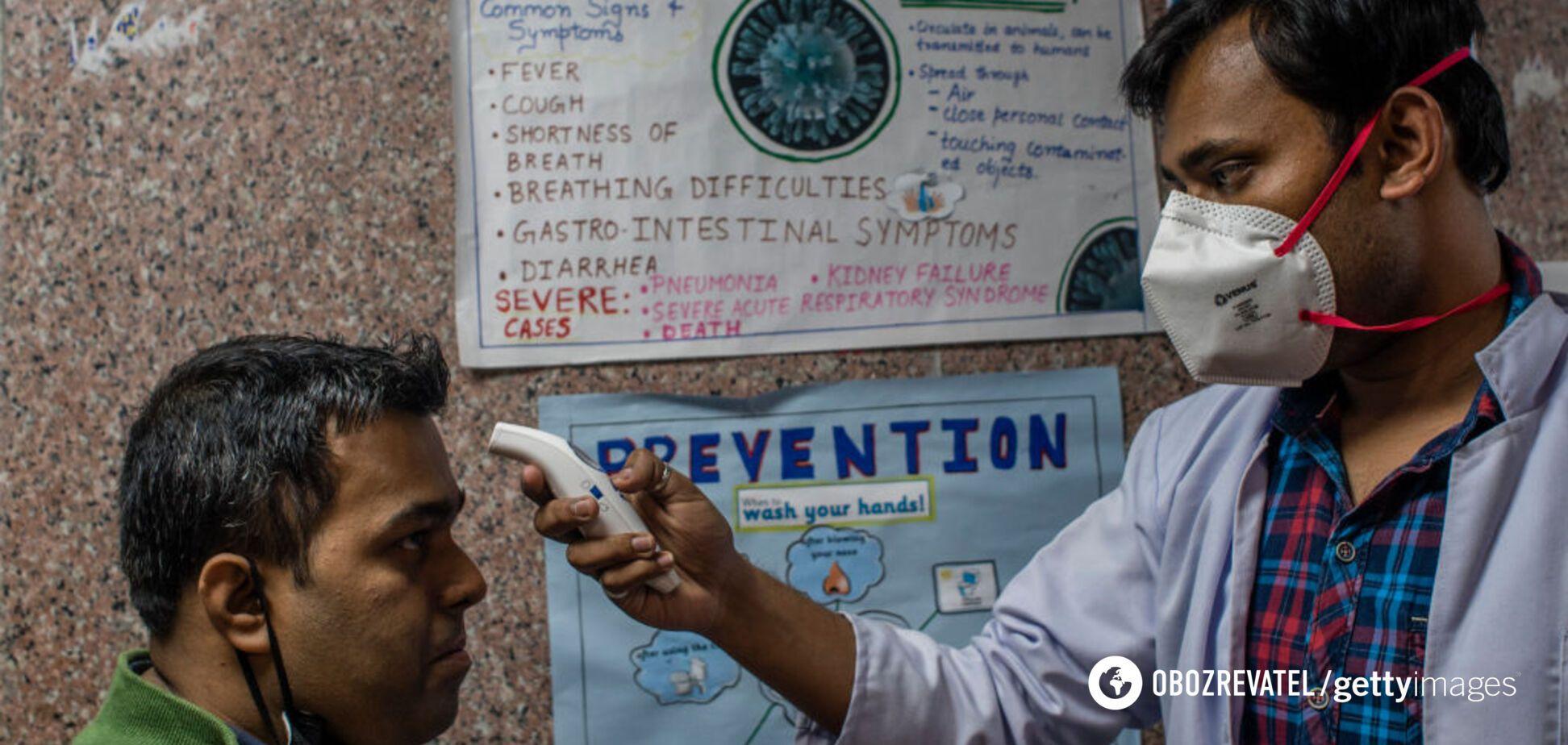Індія заявила про готовність запустити вакцину від COVID-19 у серпні