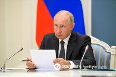 Путін узаконив указом обнулення своїх термінів