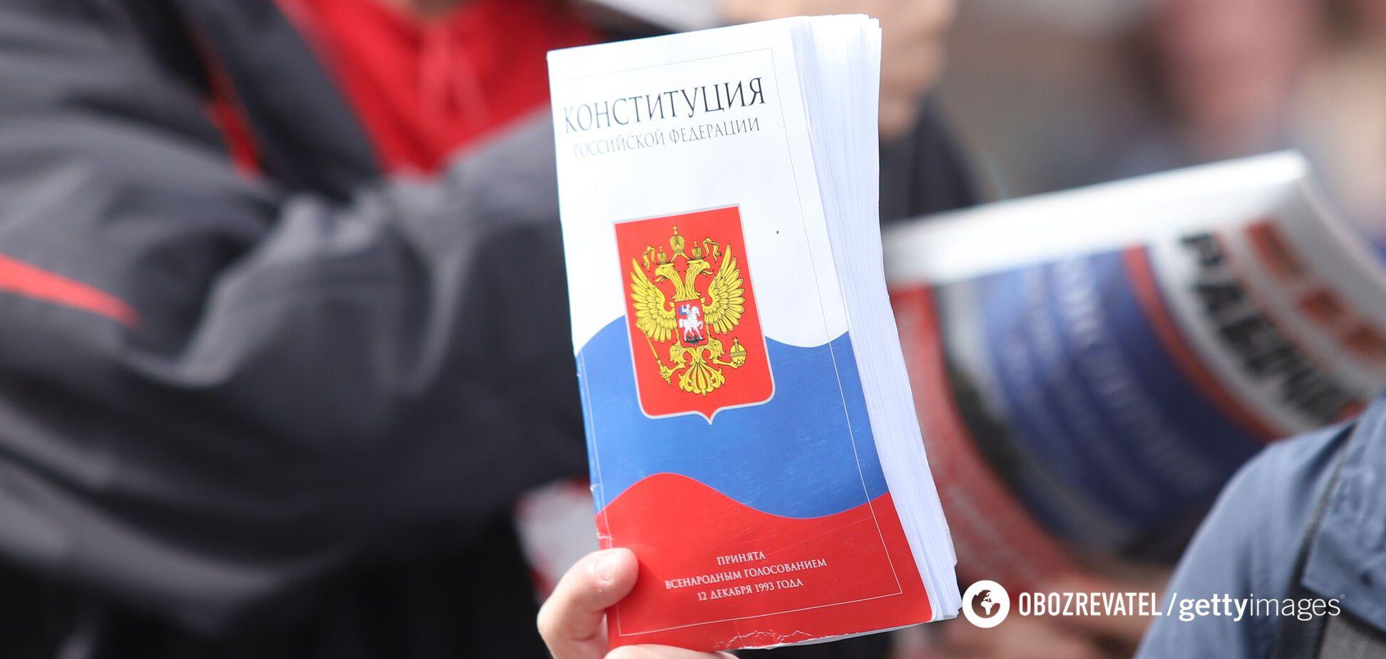 На голосовании по Конституции РФ зафиксировали 22 млн ''аномалий''