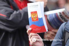 На голосуванні щодо Конституції РФ зафіксували 22 млн 'аномалій'