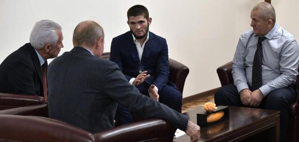 Батько Хабіба Нурмагомедова помер в 57 років