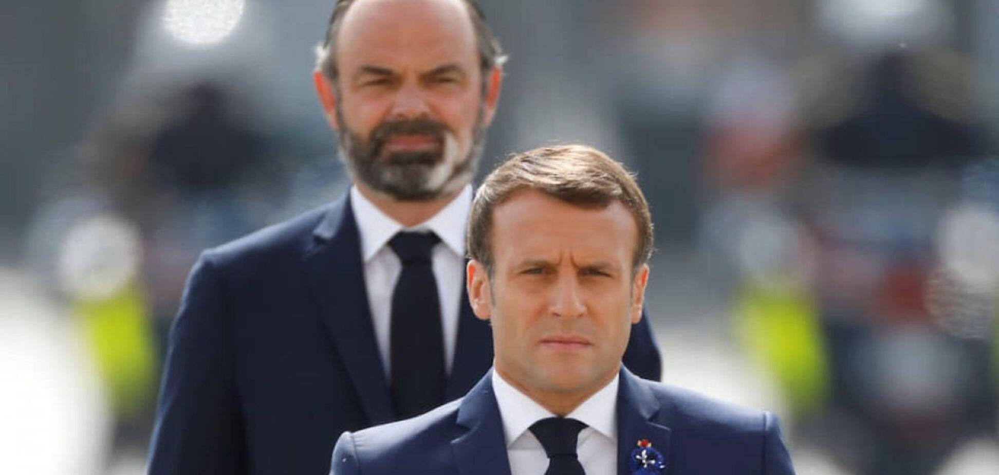 Правительство Франции ушло в отставку: назначено нового премьера