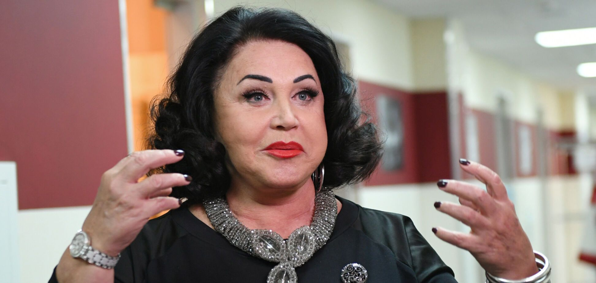Бабкіна розповіла, як про стані коми (Фото: Газета.Ру)