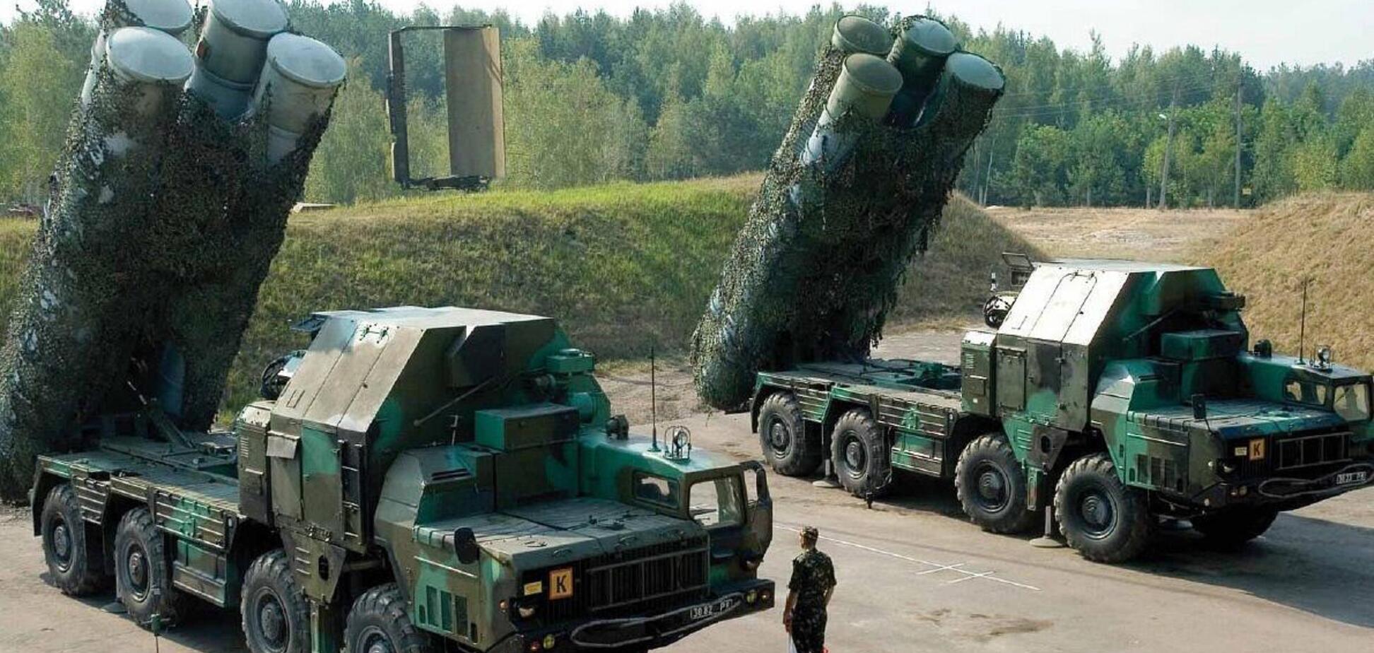 Справа стосується вилучення частин комплексів ППО С-300