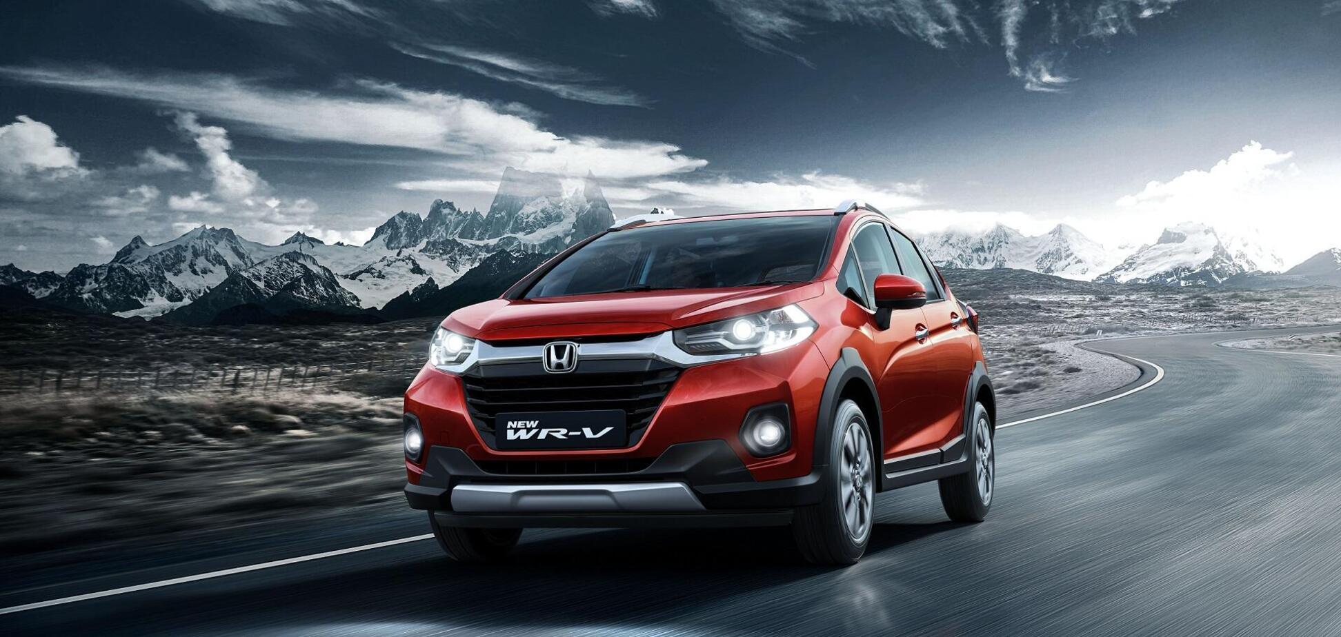 Honda 'оживила' свой кроссовер за 10 000 евро