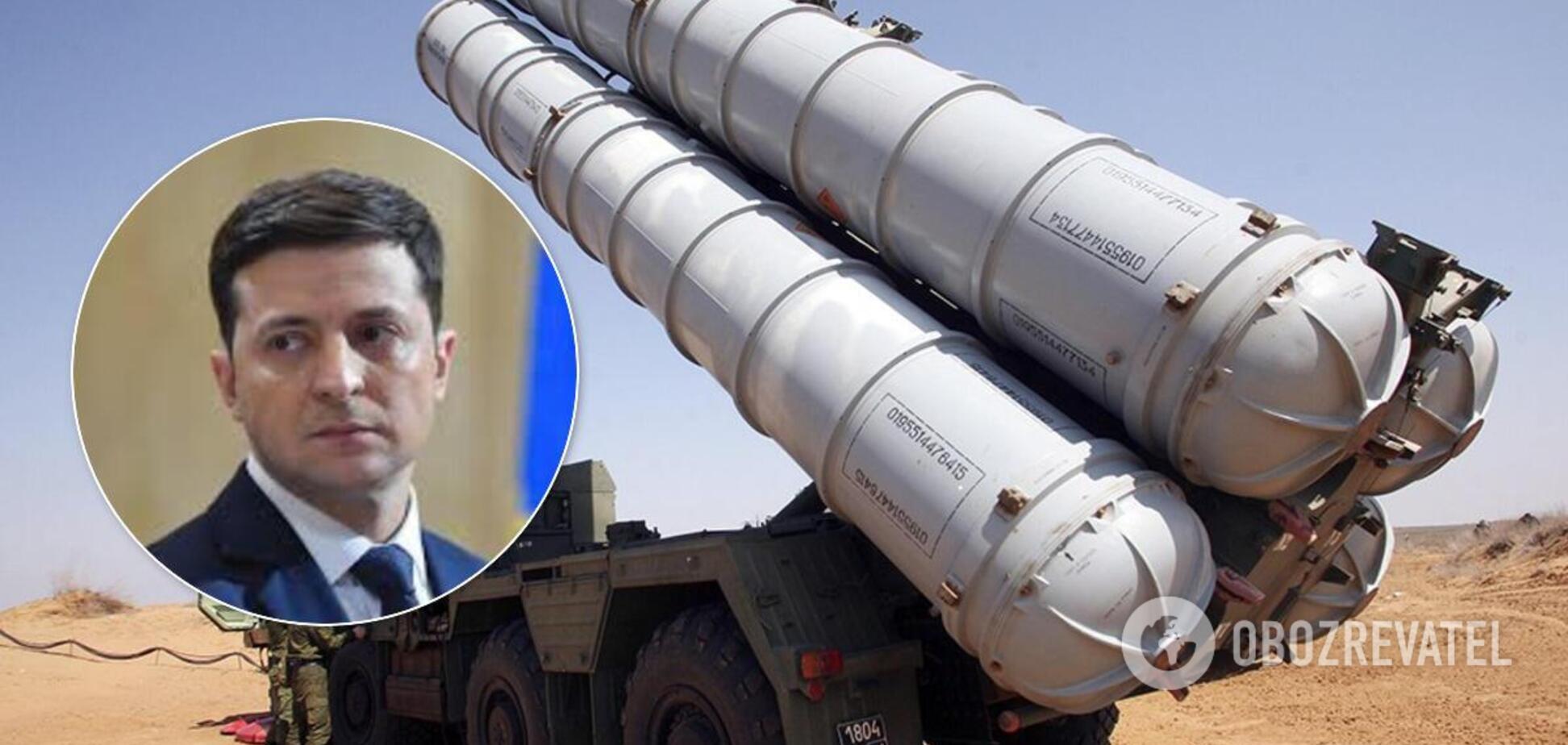 Президент высказал обеспокоенность боеготовностью ПВО Украины