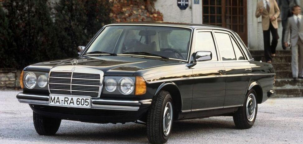 Топдесятка старих авто, на яких досі їздять німці