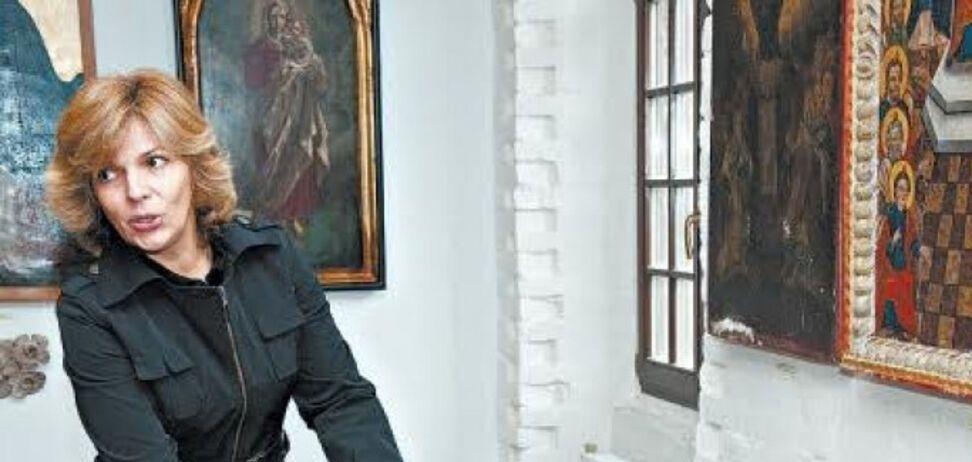 Из-за эпидемии коронавируса Ольга Богомолец продает свой замок-музей 'Радомысль' – СМИ
