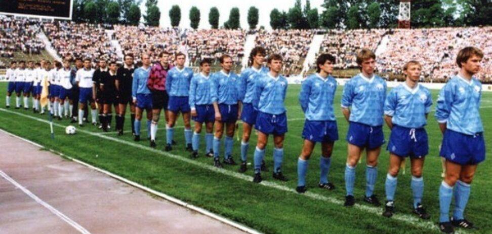 Фаворитом считалось 'Динамо': как команда из Крыма стала первым чемпионом Украины