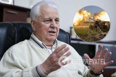 Леонід Кравчук назвав умову завершення війни на Донбасі