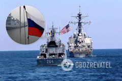 РФ устраивала провокации во время учений Sea Breeze 2020