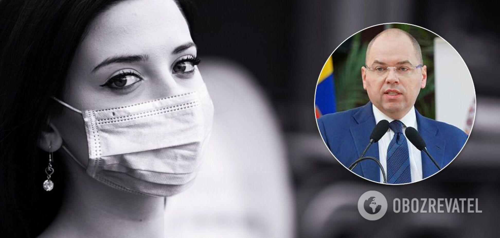 Максим Степанов висловив стурбованість коронавірусним антирекордом