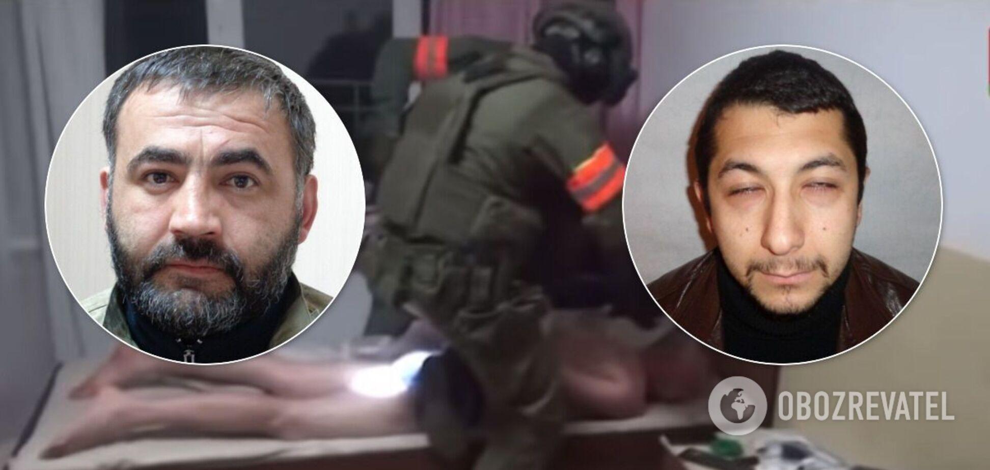 Всего задержаны 33 боевика