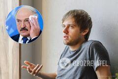 Комік Усович висловився про Лукашенка