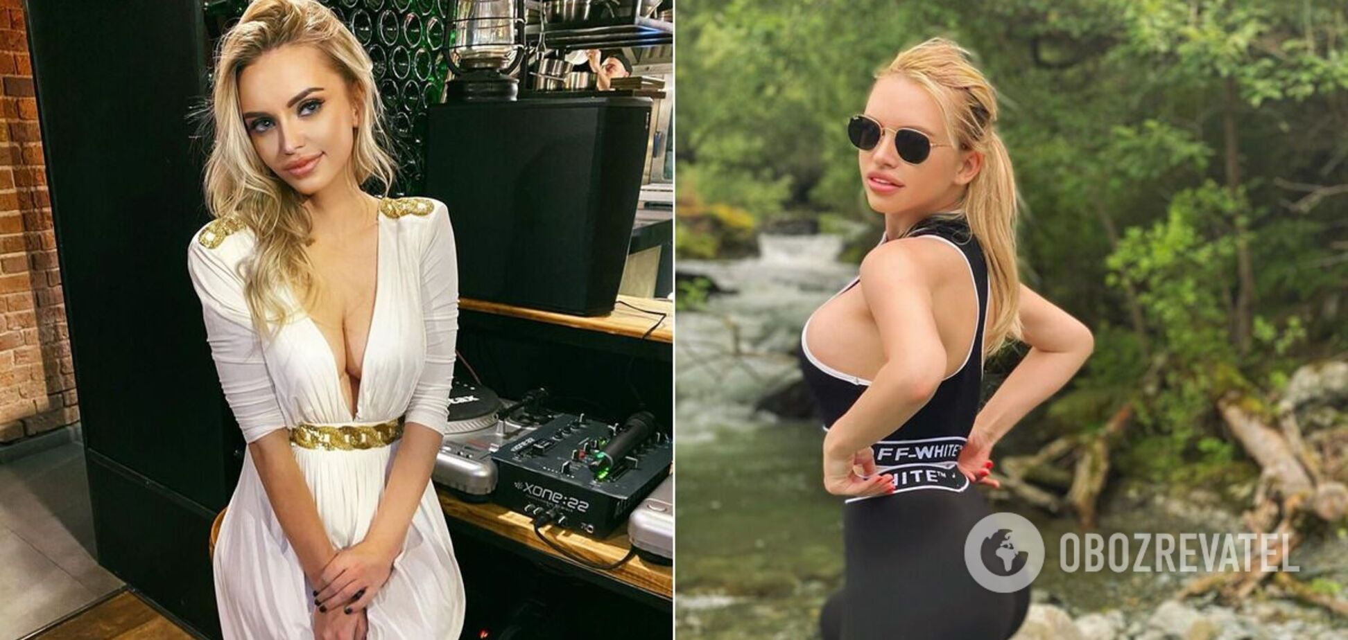 Экс-жена Кержакова о жизни с футболистом: получила удар поголове иупала лицом накафель