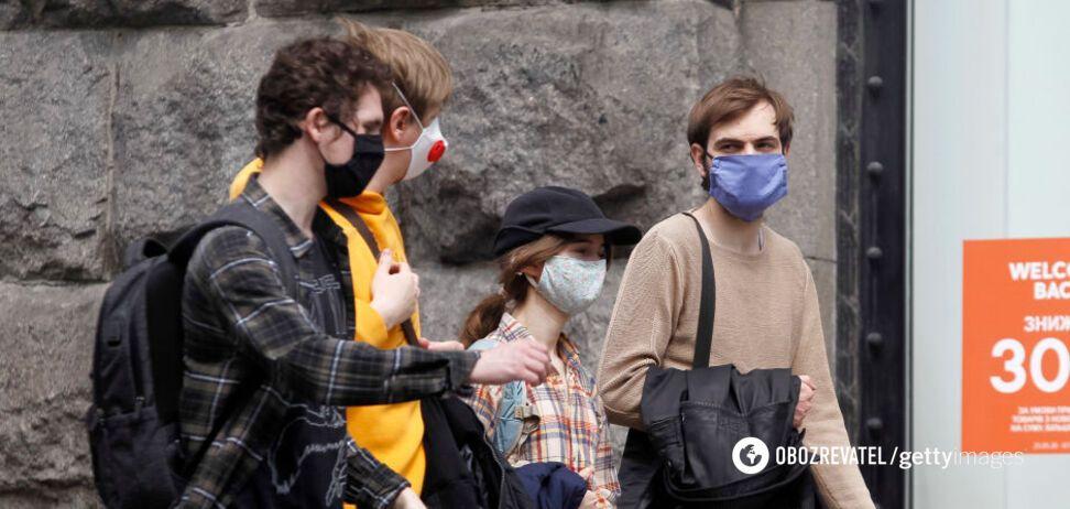 В Киеве пояснили вспышку COVID-19: город приблизился к показателям 'оранжевой' зоны