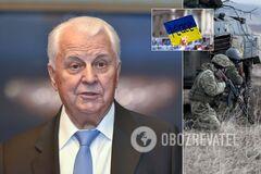 Кравчук погодився очолити українську делегацію в ТКГ щодо Донбасу