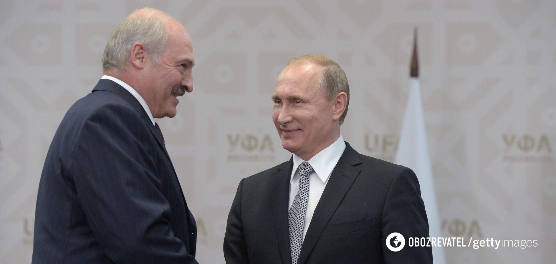 Путин якобы хотел дожать Лукашенко до декабря