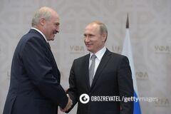 Путін нібито хотів дотиснути Лукашенка до грудня