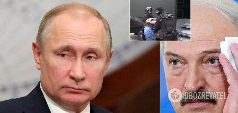 Прибытие ЧВК Вагнера в Беларусь якобы могло быть интересным и Путину, и Лукашенко