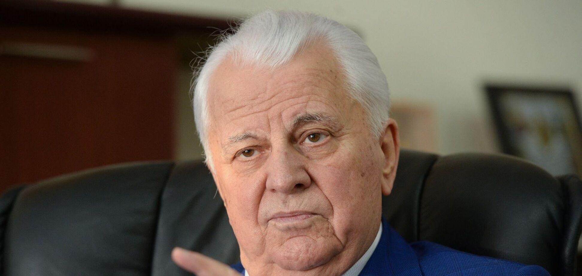 Кравчук не в том возрасте, чтобы оперативно и эффективно работать, – участник переговорной группы по Донбассу