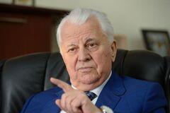Кравчук: никогда не подпишу документ, который навредит Украине