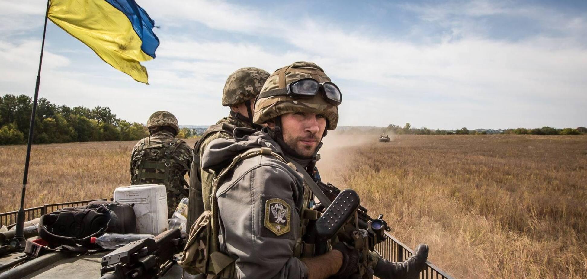 На Донбасі терористи двічі порушили перемир'я