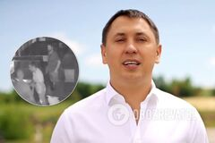 Андрій Стріхарський потрапив на відео бійки через дружину