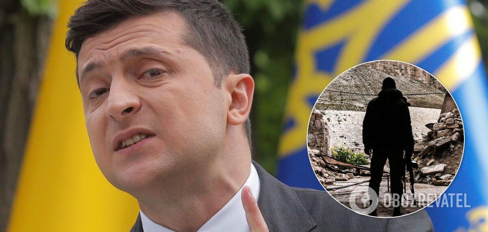 Зеленский заявил, что Украина будет настаивать на выдаче вагнеровцев