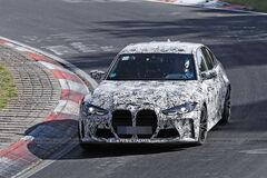 На Нюрбургринге замечен новый BMW M3