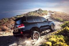 Toyota представила особую версию Land Cruiser