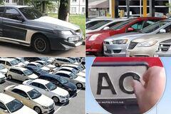 Нарушители ПДД и дешевые б/у авто – главное за неделю