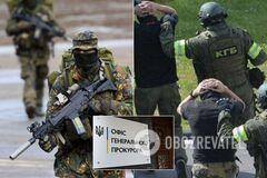 Украина будет просить Беларусь о выдаче 28 задержанных в Минске боевиков
