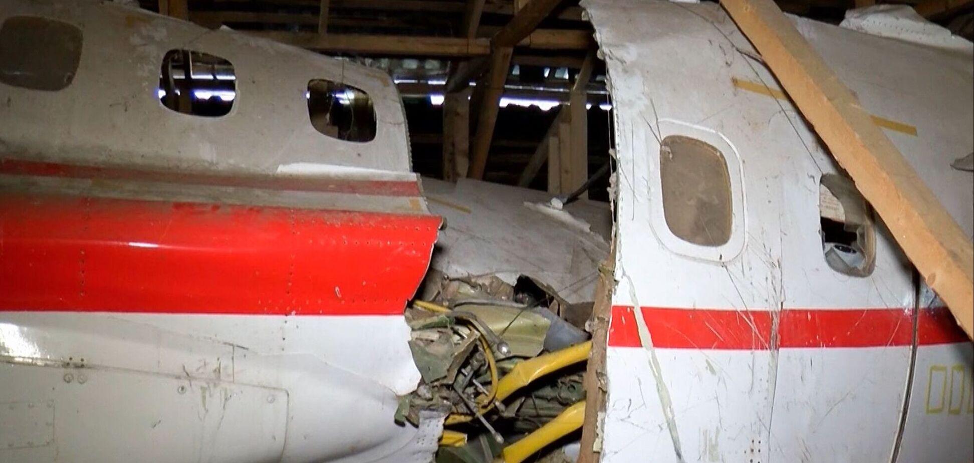 Польша раскрыла новые детали крушения самолета Качиньского