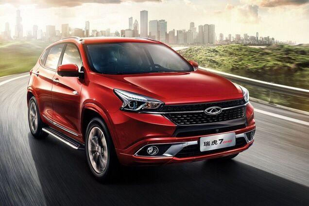 Продажі китайських автомобілів в Україні зросли. Фото: kolesa.ru
