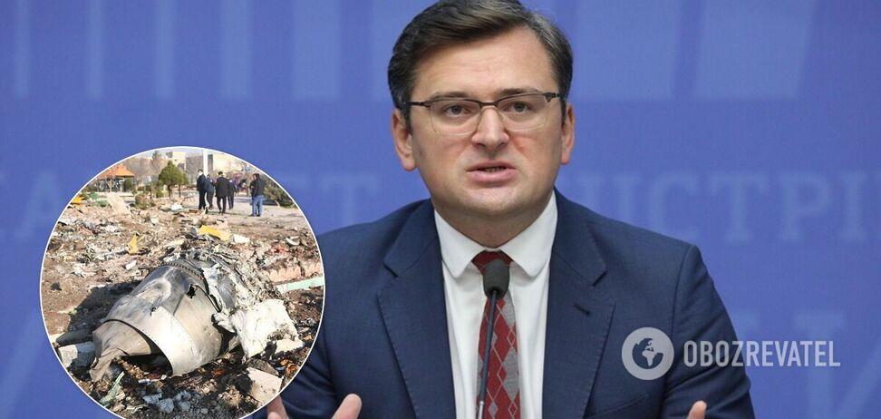 Иран согласился выполнить все международные обязательства по катастрофе самолета МАУ, – Кулеба
