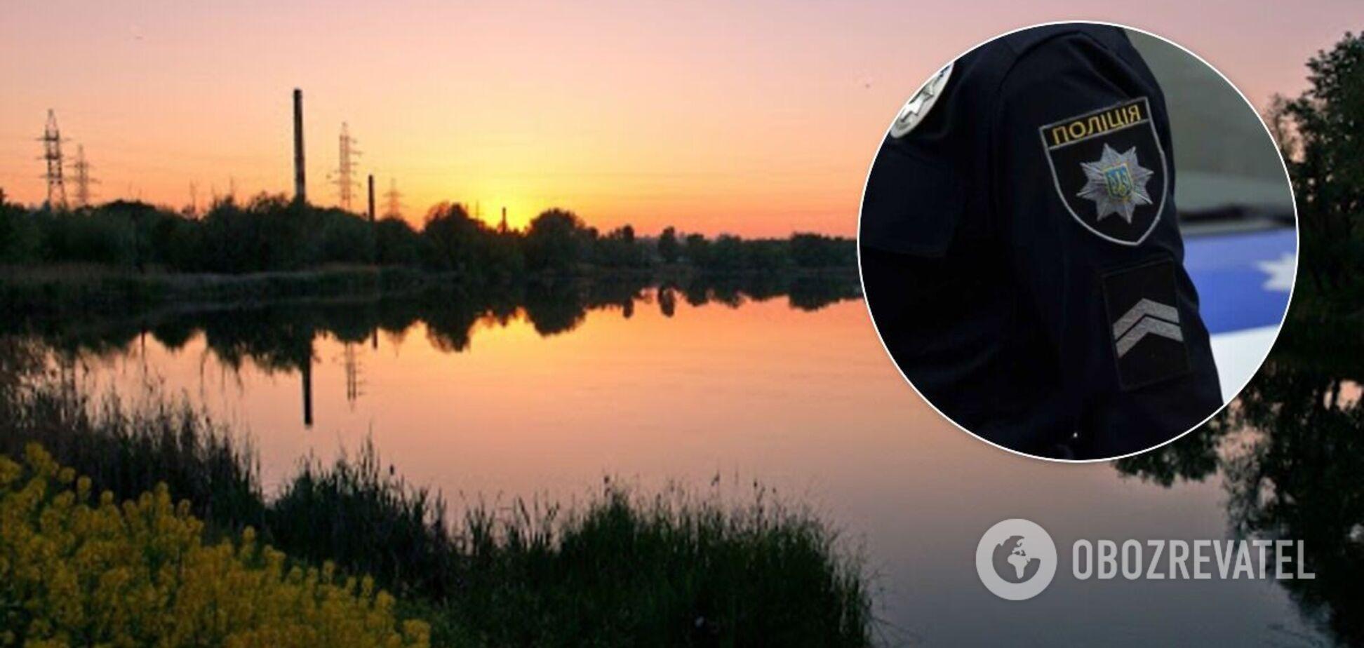 В Киеве в озере нашли тело мужчины. Иллюстрация