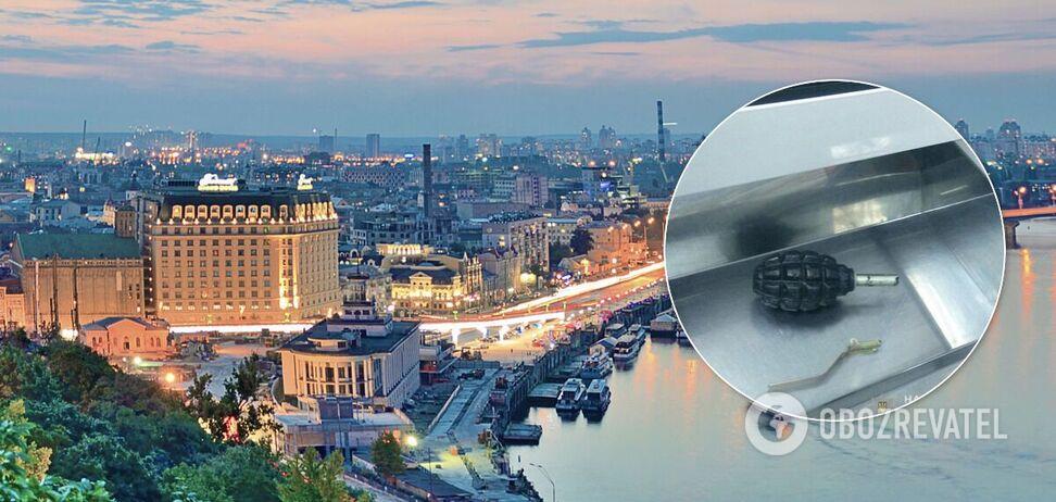 В Киеве задержали банду за нападения на отделения почты и пункты обмена. Иллюстрация