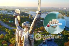 В Киеве зафиксировали больше сотни новых больных COVID-19