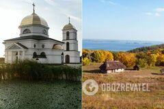 Топ малоизвестных мест на Киевщине для отдыха появился в сети